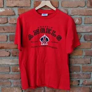Other - Vintage '02 Anaheim Angels baseball t-shirt
